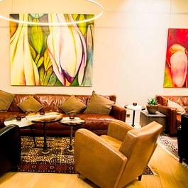 Lounge Champagnerbar