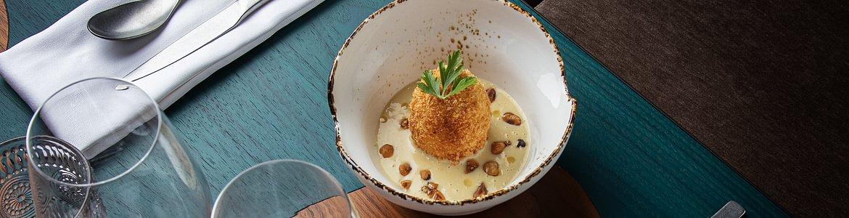 Monsieur Bouillon Restaurant