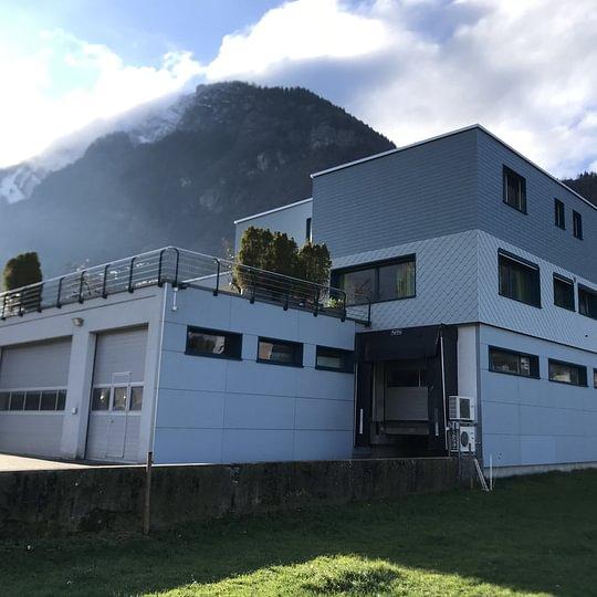 Aufstockung auf bestehendes Gebäude
