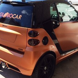 Globocar SA - Smart lavoro di wrapping