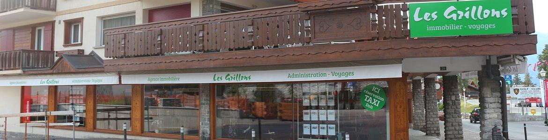 Agence Les Grillons Sarl