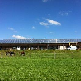 Photovoltaik in der Landwirtschaft