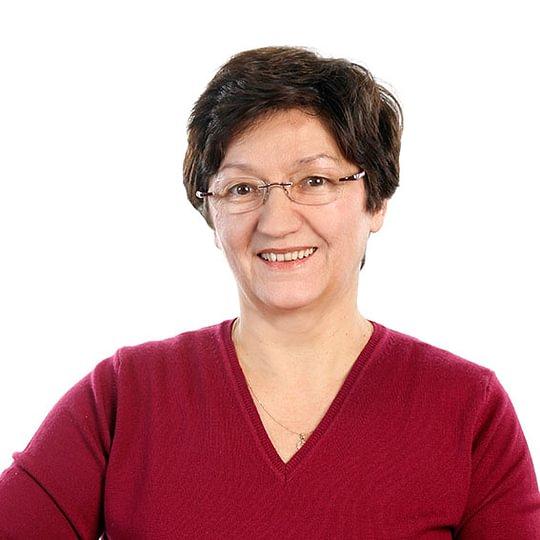 Med. pract. Katharina Rupp, Fachärztin für Augenheilkunde