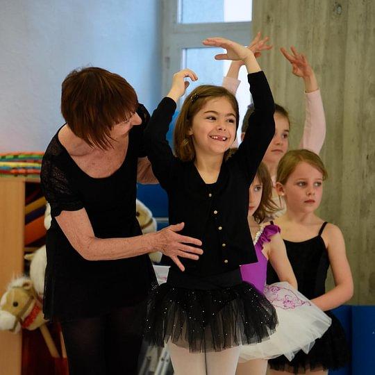 Académie de danse Fabienne Rebelle Vouilloz