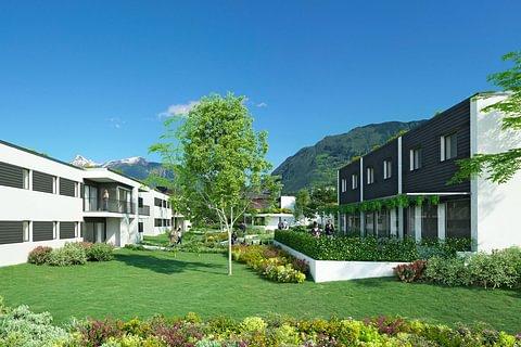 Residenza al Parco, nuovi appartamenti e case in vendita in un'oasi verde