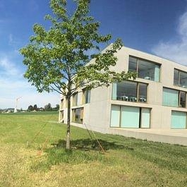 Ecole du cycle d'orientation de Sarine Ouest à Avry - année 2004 - 2008