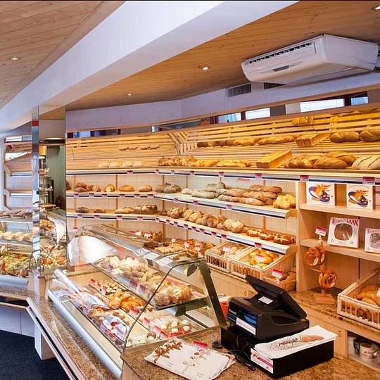 Bäckerei Surselva