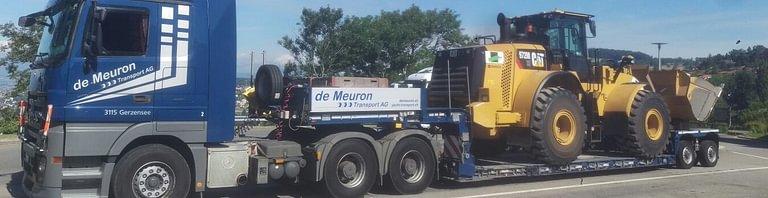 de Meuron Transport AG