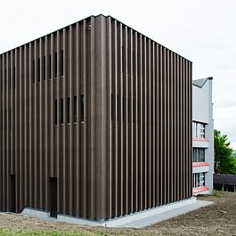 Schulhaus in Dielsdorf