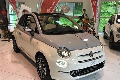 stupenda Fiat 500C Collezione
