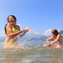 Viel Spass im Wasser
