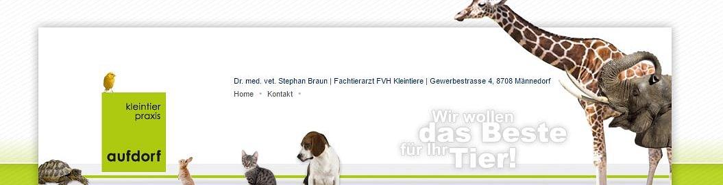 Dr. med. vet. Braun Stephan