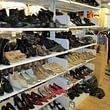 Eine schöne Auswahl an Schuhen