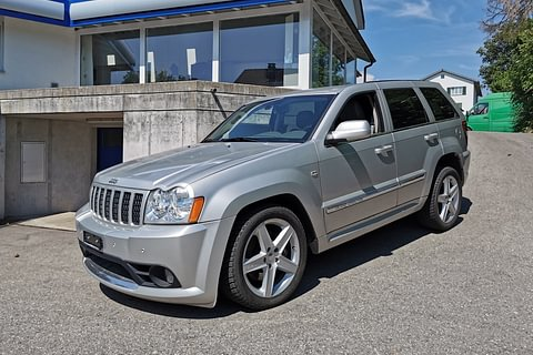 JEEP Grand Cherokee 6.1 HEMI SRT8 Automatic (SUV / Geländewagen)