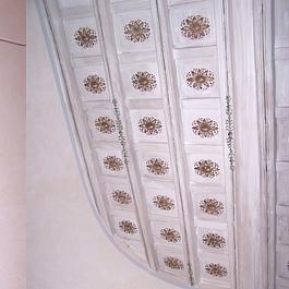 Decorazioni di soffitti e pareti interne