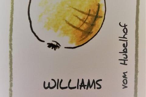 Veredelter Williams Schnaps