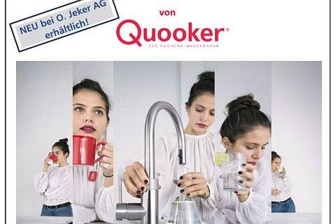 QUOOKER - Der Wasserhahn, der alles kann!