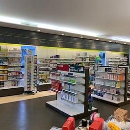Amavita Pharmacie Delémont ( anciennement Riat Gare)