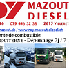 John Roy Mazout et Diesel Sàrl