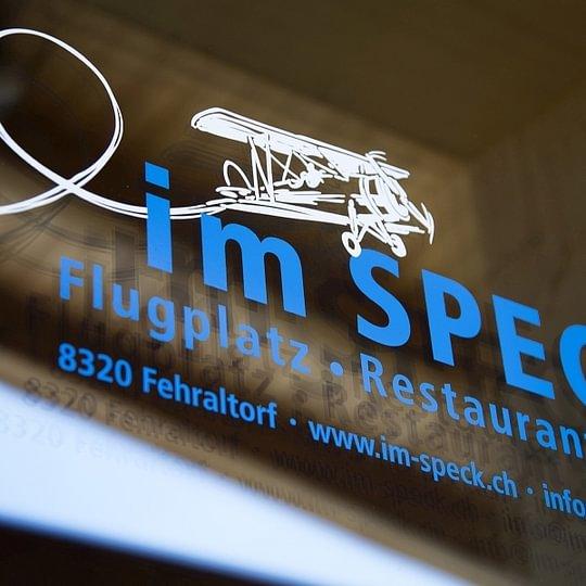 Restaurant im Speck