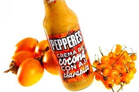 Sauce Piquante Cocona et Aji Charapita 180ml