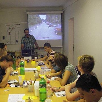 Fahrschule Walter Moser Theorielokal