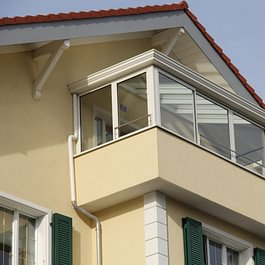 Fermeture de balcon