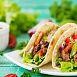 Taco is the best one of Mexican food