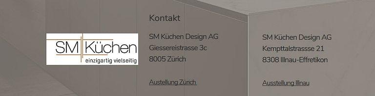 SieMatic Zürich SM Küchen Design AG