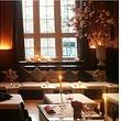 Ein Blick in unser Restaurant mit Lounge