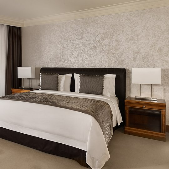 Grand Deluxe Room - Hotel President Wilson, a Luxury Collection Hotel, Geneva