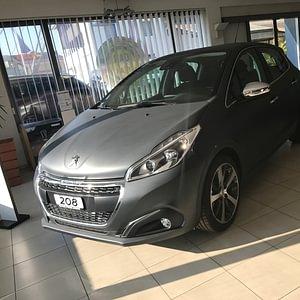 Peugeot 207 matt