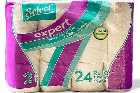 Le Papier de Toilette 2 couches-24 rouleaux