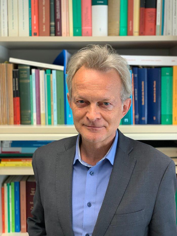 Dr. iur. Wick Markus