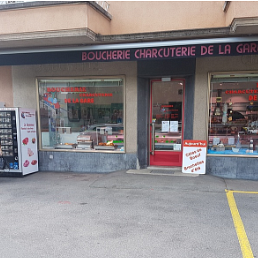 Boucherie de la Gare Sàrl