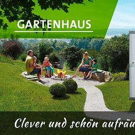 Besuchen Sie unsere Gartenhaus-Ausstellung