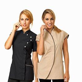 Abbigliamento professionale Beauty & Wellness