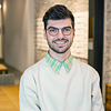 Filippo Castagnaro, in Ausbildung zum Augenoptiker EFZ