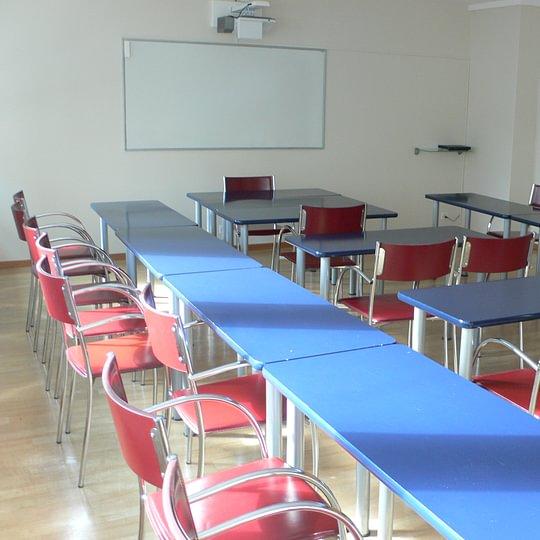 Salle de classe 1er