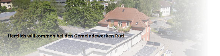 Gemeindewerke Rüti
