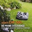 Offre d'échange sur anciens modèles : Reprise de CHF 300.00 à CHF 500.00
