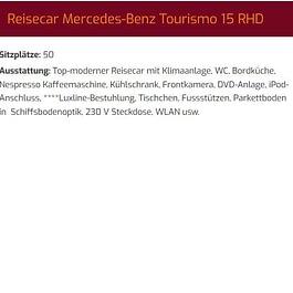 Rheintal Reisen Sieber, Diepoldsau - Mercedes-Benz Tourismo 15 RHD