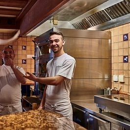 Pizzaiolos Restaurant Hotel Spinne Grindelwald