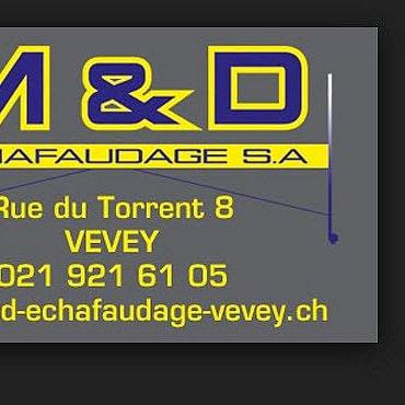 M & D Echafaudage Papaux SA
