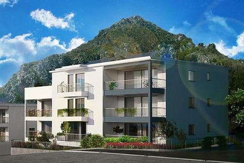 BIASCA - vendesi nuovo appartamento con giardino