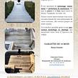 Traitement (de luxe) pour terrasse pierre et bois