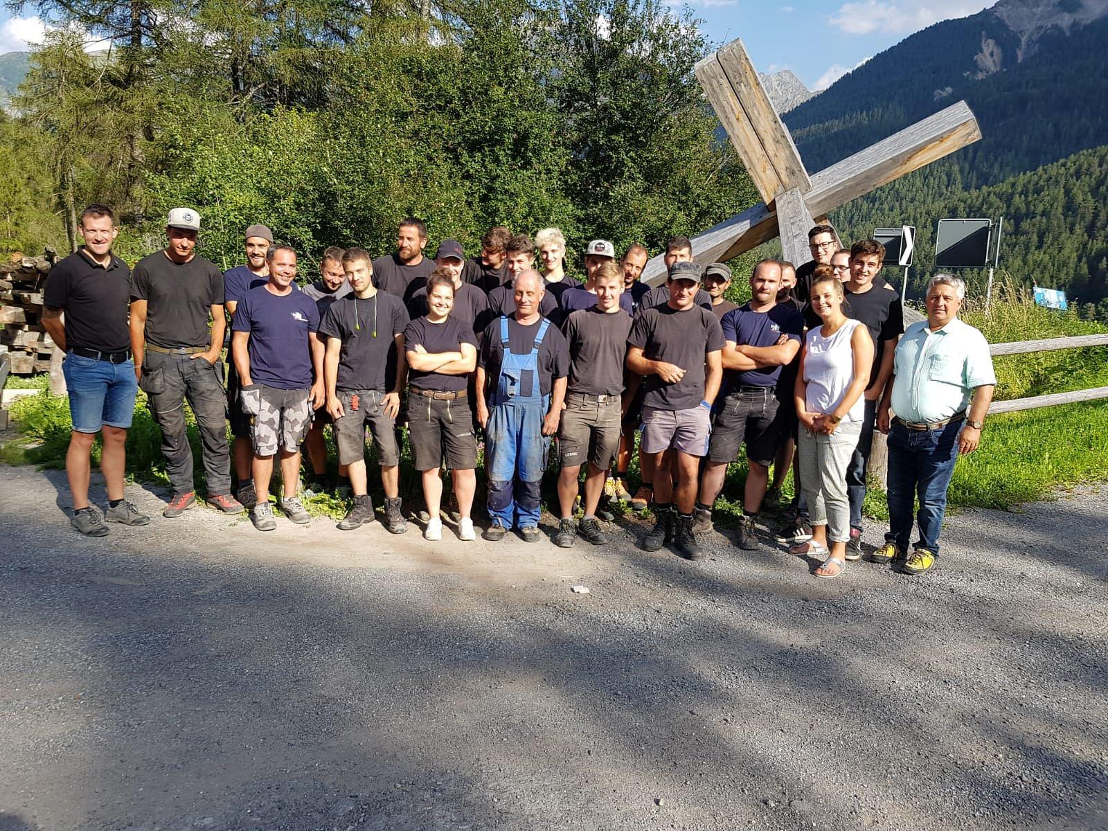 Etwas Neues genug Foffa Conrad Holzbau AG in Valchava - Adresse & Öffnungszeiten auf @TD_03