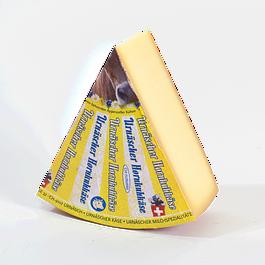 Urnäscher Hornkuhkäse -100% Milch von behornten Kühen-