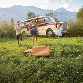 OldieBus Uri, Saurer Oldtimer-Reisewagen 1952