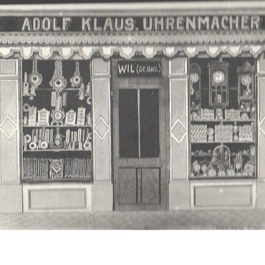 Geschäftshaus 1890 Klaus Wil